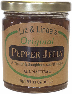 Liz & Linda's Original Pepper Jelly