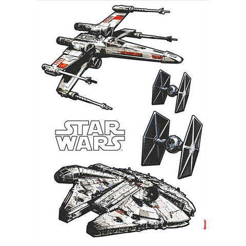 Star Wars Spaceships