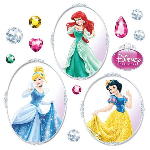 Princess Window Sticker