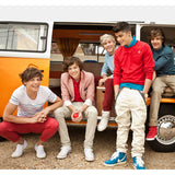One Direction Campervan Wall Mural