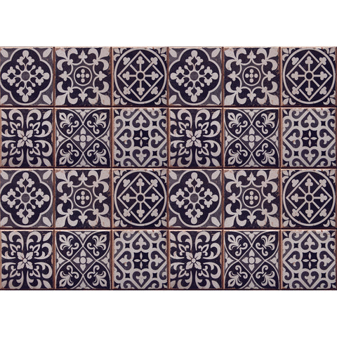 Tiles Azulejos Kitchen Panel Wallpops Uk