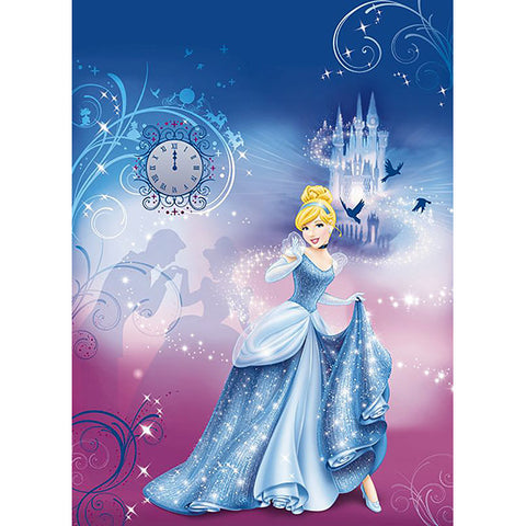 Cinderella's Night Mural