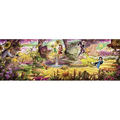 Fairies Forest Mural