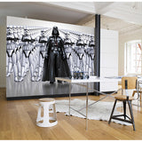 Star Wars Imperial Force Mural