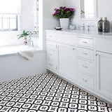 Comet Peel & Stick Floor Tiles