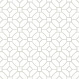 Lattice Peel & Stick Floor Tiles  - Pack of 10 Tiles