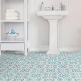 Radiance Peel & Stick Floor Tiles  - Pack of 10 Tiles