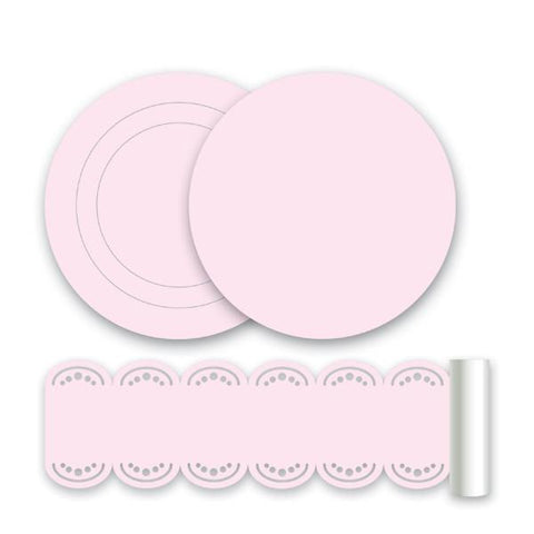 GiGi Pink Wall Stickers