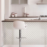 Quatrefoil Peel & Stick Backsplash Tiles