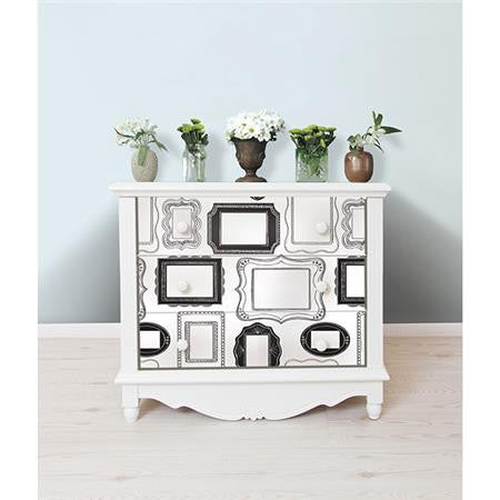 Photo Opp Frames Peel and Stick Wallpaper