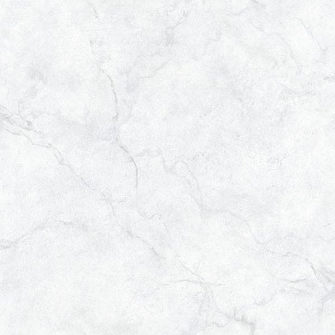 Carrara Marble Grey Peel and Stick Wallpaper - Special