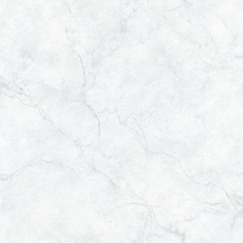 Carrara Marble Grey Peel and Stick Wallpaper