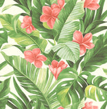 Tropical Paradise Peel and Stick Wallpaper