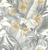 Neutral Paradise Peel and Stick Wallpaper