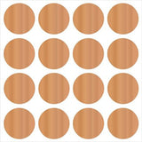 Copper Effect Confetti Dots