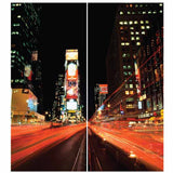 Times Square Design Photo Panel