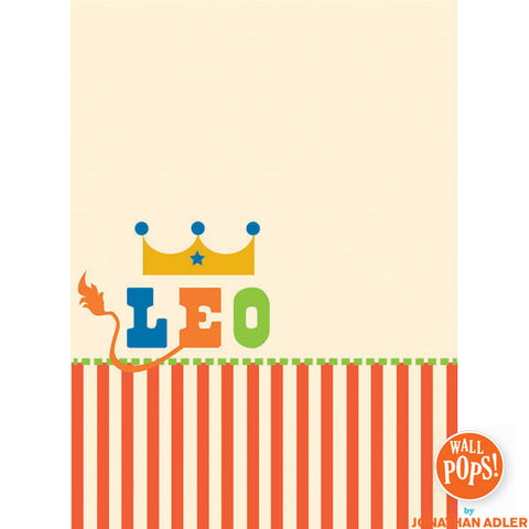 Leo Dry-Erase Peel and Stick Board