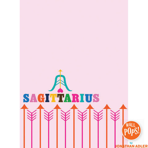 Sagittarius Dry-Erase Peel and Stick Board