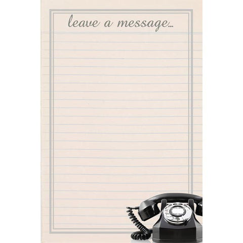 Leave A Message Wall Stickers