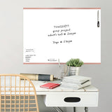 Dry Erase Message Board - Vogue Rose