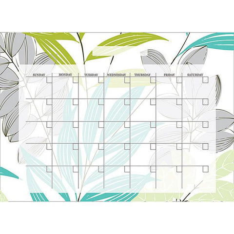 Habitat Monthly Calendar Wall Stickers