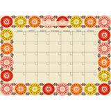 Carnivalé Monthly Calendar Wall Stickers