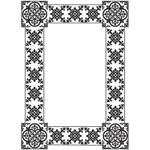 Tangier Dry-Erase Wall Stickers