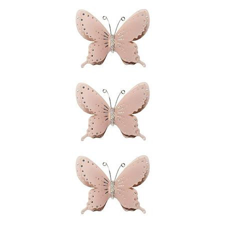 Butterfly Garden Wall Art Kit