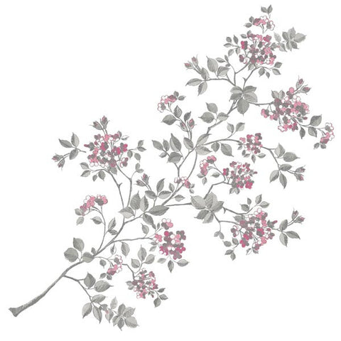 Cherry Blossom Wall Art Sticker Kit