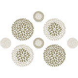 Chrysanthemum Wall Art Sticker Kit