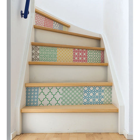 Stand Out Stair Decor Wall Art Kit
