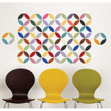 Pinwheel Wall Art Kit