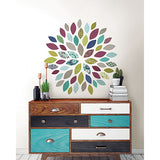 Large Wall Art Kit - Star Burst