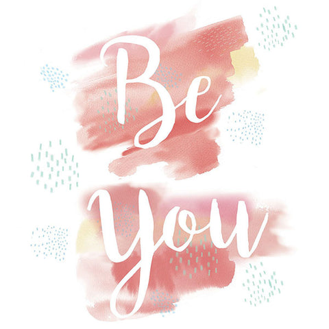Be You Wall Quote