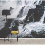 Cascading Waterfall Wall Mural