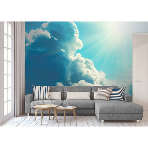 Cloudscape Wall Mural