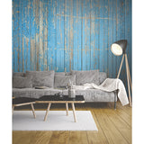 Wooden Panels Wall Mural