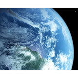 Earth from Space Wall Mural