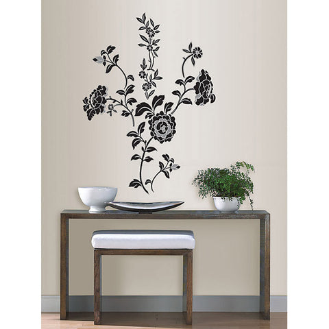 Brocade Wall Art Sticker Kit
