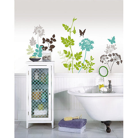 Habitat Wall Art Sticker Kit