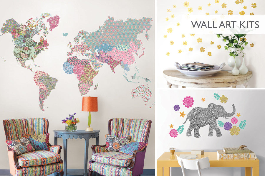 Wall Art Kits