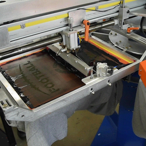 Screen Printed Custom Graphic T Shirts and Apparel