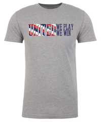 Mato & Hash United We Play We Win Mens T Shirts - CONCACAF Gold Cup 2021