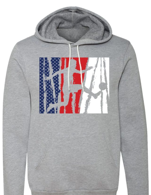 Mato & Hash US Soccer Pride Hoodies - Unisex, CONCACAF Gold Cup 2021
