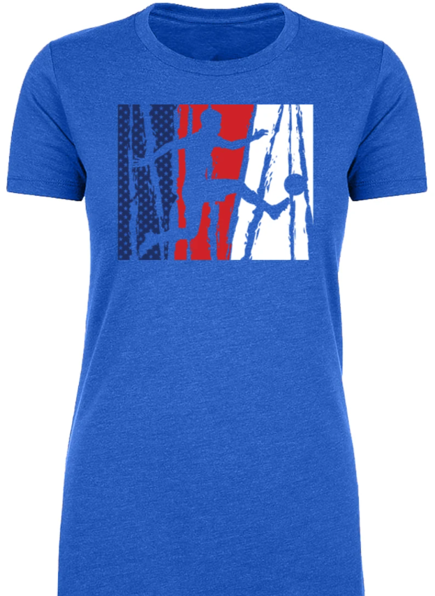 Mato & Hash US Soccer Pride Womens T Shirts - CONCACAF Gold Cup 2021