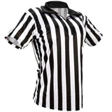 Women's Quarter-Zip Referee Shirt For Officials and Uniforms