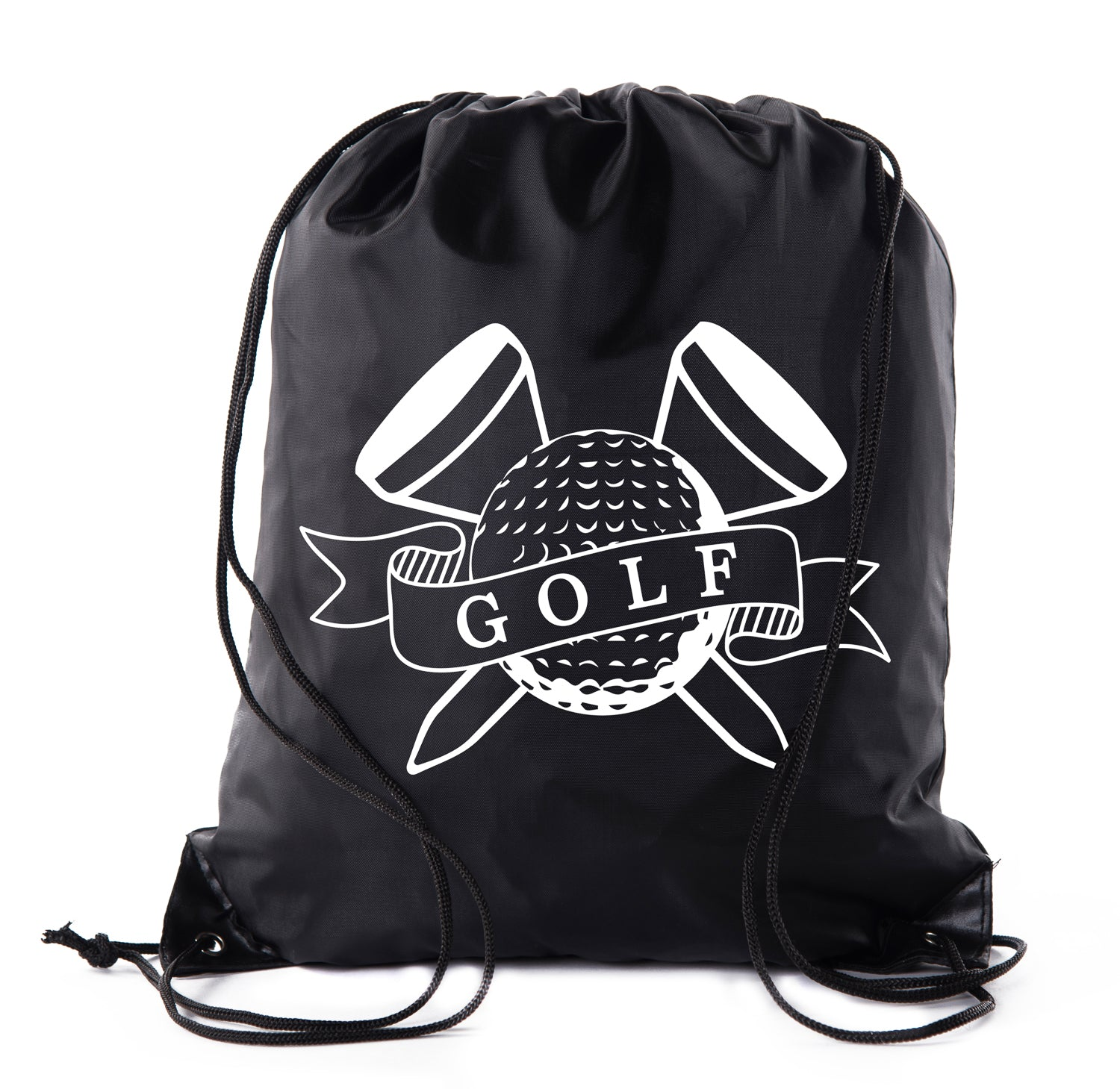 Accessory - Mato & Hash Golf Bags, Drawstring Golf Bags For Leagues, Parties And More! - Crest