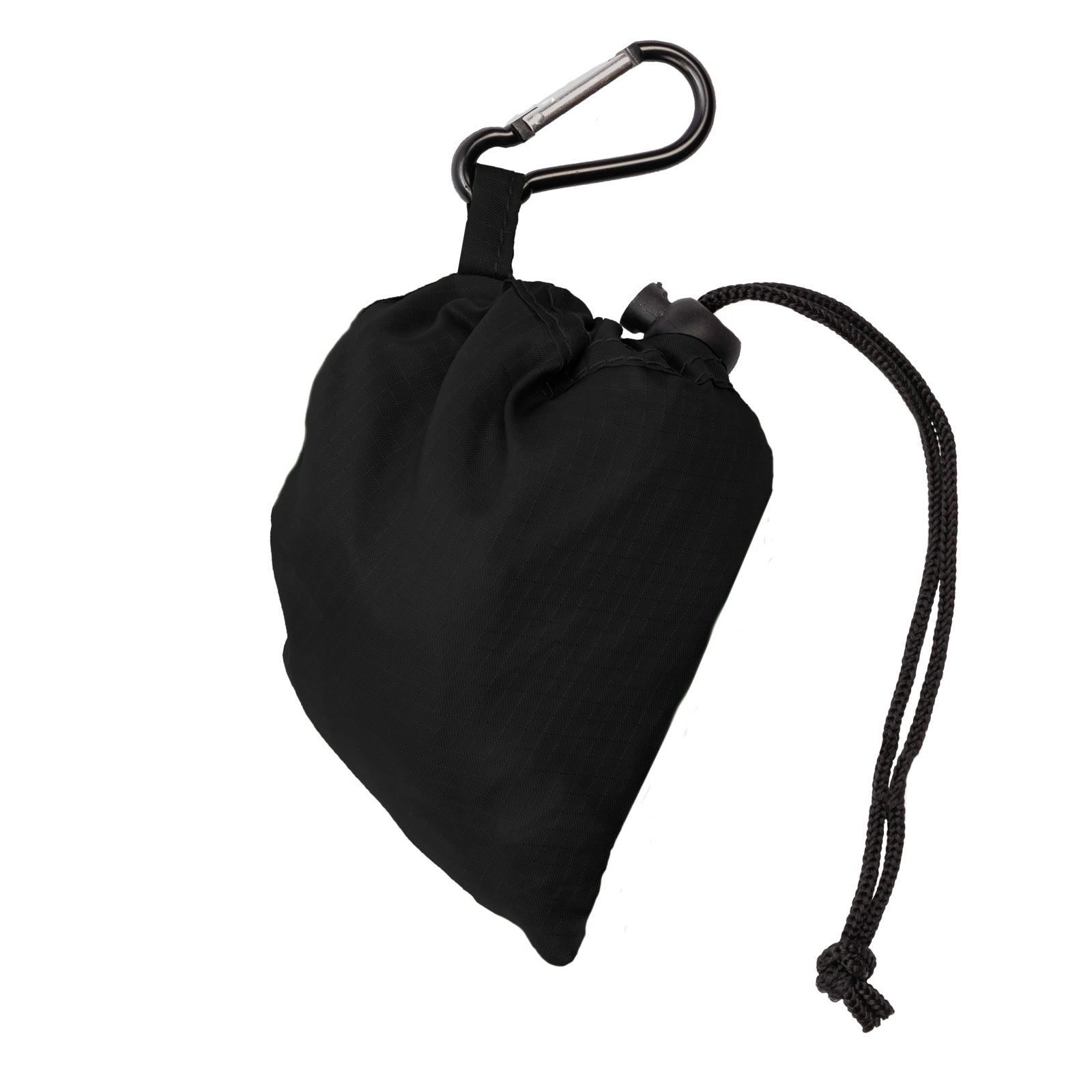 Accessory - Reusable Grocery Bags | Foldable W/ Integrated String Pouch | Ripstop Nylon Tote | Bulk