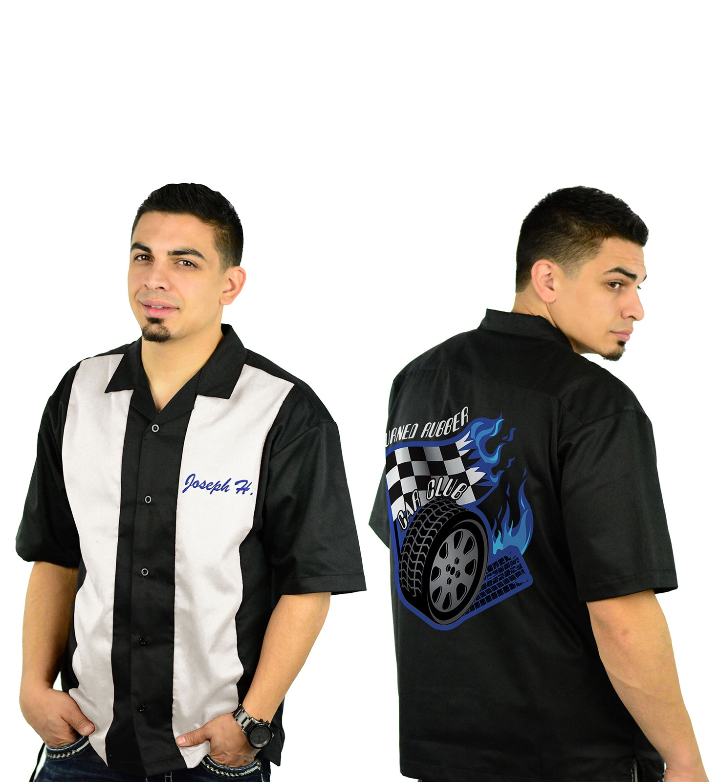 Customizable Bowling Shirt | Mato & Hash