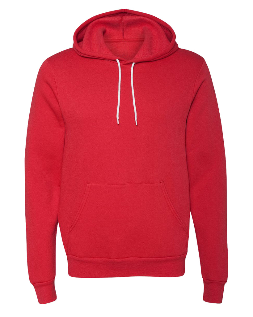 Sweater - Unisex Hoodie Cotton/Poly Pullover Hooded Sweatshirt